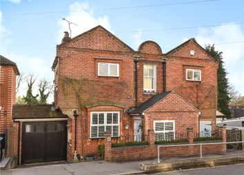 Thumbnail 5 bedroom detached house for sale in Victoria Road, Fleet, Hampshire