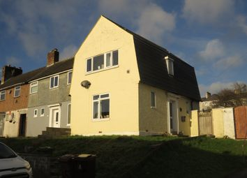 Thumbnail 3 bed end terrace house for sale in Mirador Place, Plymouth