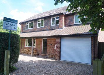 4 bed detached house for sale in Dorchester Road, Hook RG27