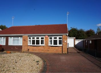 Thumbnail 2 bed semi-detached bungalow for sale in Sutherland Close, Warwick