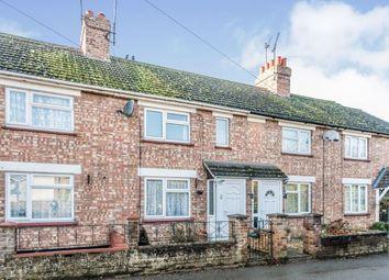 Thumbnail 2 bed terraced house for sale in Baileys Villas, Pavenham Road, Felmersham