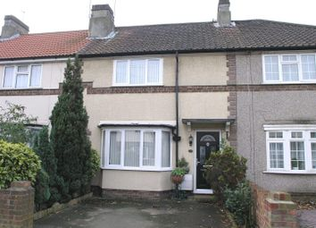 Thumbnail 2 bed terraced house for sale in Longford Road, Whitton, Twickenham