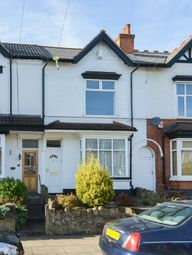 Thumbnail 3 bed terraced house for sale in Park Road, Bearwood