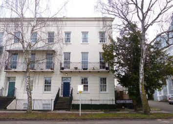 Thumbnail 2 bed flat to rent in St Martin Terrace, Clarence Square, Cheltenham