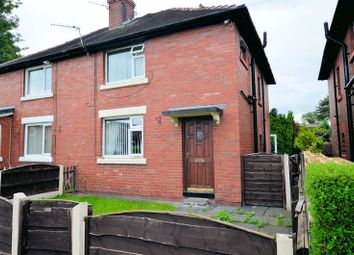 Thumbnail 3 bed semi-detached house for sale in Pilkington Road, Radcliffe, Manchester