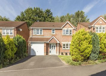 Thumbnail 4 bedroom detached house for sale in Stockwood Close, Langstone, Newport
