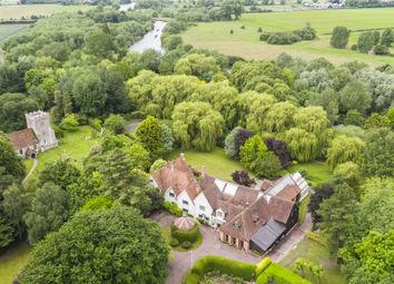 Church Lane, North Stoke, Wallingford, Oxfordshire OX10. 7 bed detached house