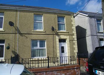 Thumbnail 3 bed semi-detached house for sale in Bishop Road, Ammanford