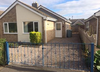 Thumbnail 3 bed bungalow to rent in Green Walk, Market Deeping, Peterborough