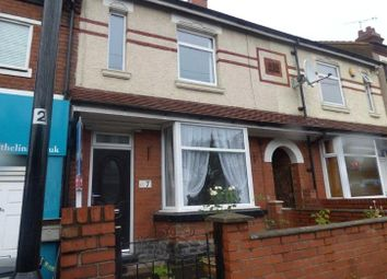 Thumbnail 2 bed terraced house to rent in Newtown Road, Bedworth, Warwickshire