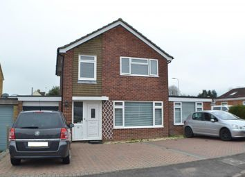 Thumbnail 4 bed detached house for sale in Herons Way, Thatcham