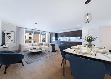 Thumbnail 3 bed flat for sale in 209 St Pier Court, Upton Gardens, Green Street, Upton Park, London