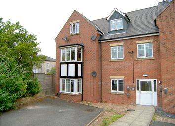 Thumbnail 2 bedroom flat for sale in 6 The Tudors, Downing Street, South Normanton