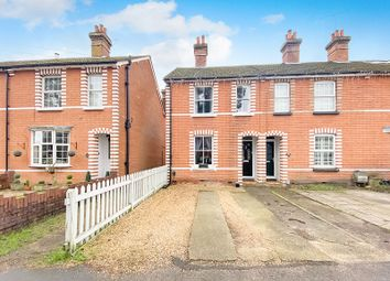 3 bed end terrace house for sale in Connaught Road, Brookwood, Woking GU24