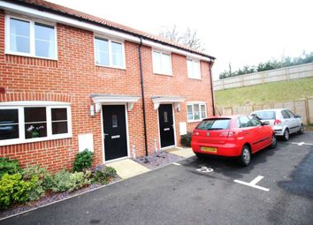 Thumbnail 3 bed end terrace house to rent in Swallows Close, Hollesley, Woodbridge