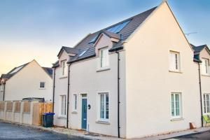 Thumbnail 3 bed semi-detached house to rent in 8 Booth Gardens, Blackdog, Bridge Of Don, Aberdeen