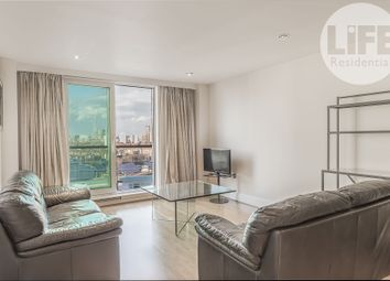 Thumbnail 2 bed flat to rent in Drake House, St. George Wharf, Nine Elms Riverside, London