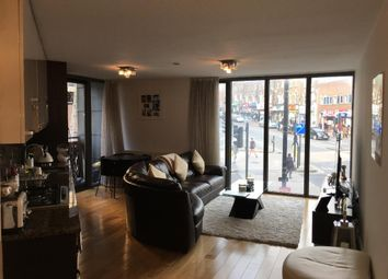 Thumbnail 1 bed flat to rent in High Road, Wood Green, London N22 6Dr