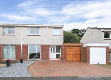 Thumbnail 3 bedroom semi-detached house for sale in Buckstone Loan East, Fairmilehead, Edinburgh
