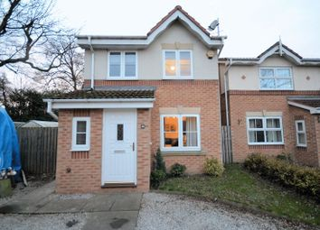 Thumbnail 3 bed detached house for sale in 45 Copperfield Close, Leeds