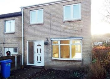 Thumbnail 3 bed end terrace house to rent in Pedley Close, Sheffield