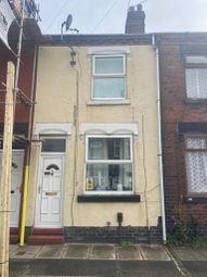 2 bed terraced house for sale in Furnival St, Hanley Stoke On Trent ST6