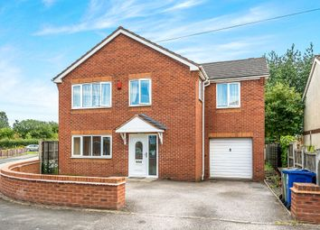 Thumbnail 4 bed detached house for sale in Braemar Road, Norton Canes, Cannock