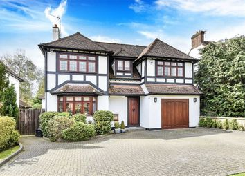 Thumbnail 6 bed detached house for sale in Newmans Way, Hadley Wood, Herts