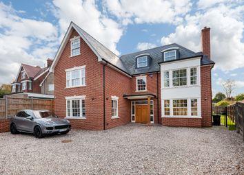 Thumbnail 6 bed detached house for sale in Borough Lane, Saffron Walden