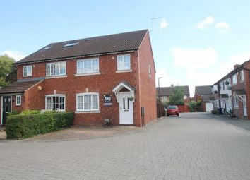 Thumbnail 3 bed semi-detached house for sale in Longtown Road, Walton Cardiff, Tewkesbury