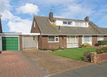 Thumbnail 3 bed semi-detached bungalow for sale in Vinnicombes Road, Stoke Canon, Exeter