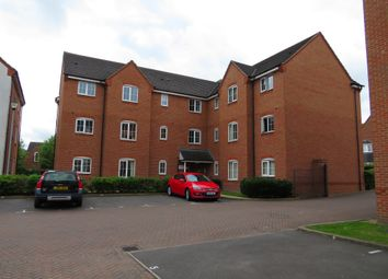 Thumbnail 2 bed flat for sale in Wedgbury Close, Wednesbury