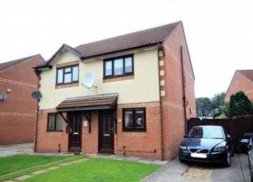 Thumbnail Semi-detached house for sale in Leeward Close, Bridgwater