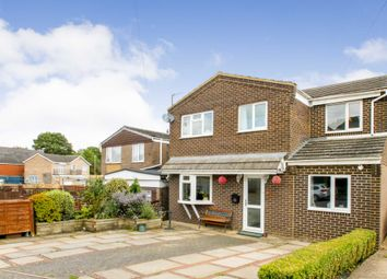Thumbnail 4 bed detached house for sale in Arkwright Road, Irchester, Wellingborough