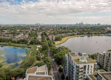 Thumbnail 3 bed flat for sale in Residence Tower, Woodberry Down, London