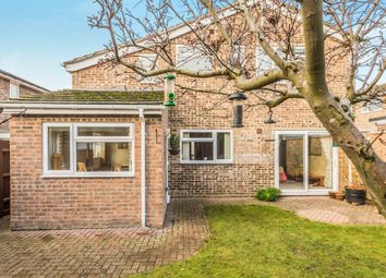 Thumbnail 4 bed detached house for sale in Birch Trees Road, Great Shelford, Cambridge