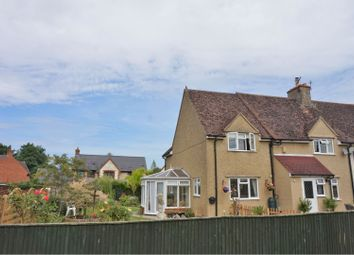 Thumbnail 5 bed semi-detached house for sale in The Green, Fringford
