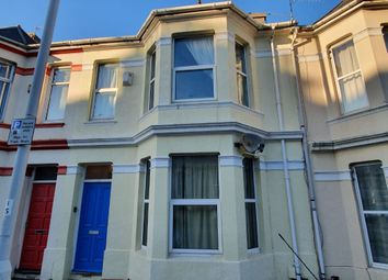 Thumbnail 5 bed terraced house for sale in Grenville Road, Plymouth