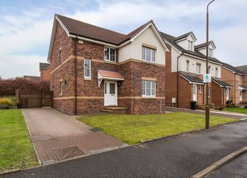 Thumbnail 3 bed detached house for sale in Canalside Drive, Reddingmuirhead, Falkirk