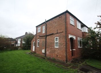 Thumbnail 2 bedroom semi-detached house to rent in Riverton Road, East Didsbury, Didsbury, Manchester