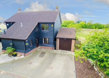 Thumbnail 3 bedroom semi-detached house for sale in Nightingale Close, Bassingbourn, Royston