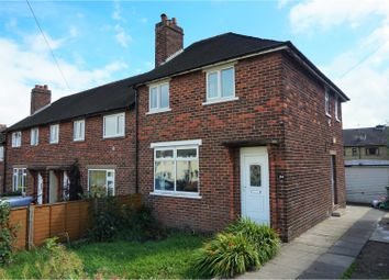 Thumbnail 3 bedroom end terrace house for sale in Longfield Avenue, Huddersfield