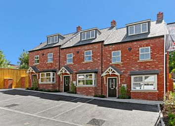 Thumbnail 3 bed town house for sale in St Johns Avenue, St Johns, Wakefield