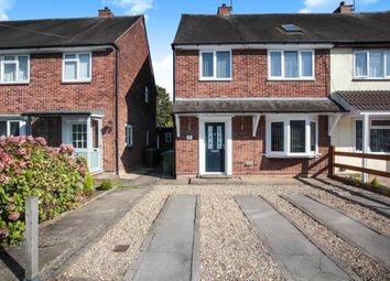 Thumbnail 4 bed semi-detached house for sale in Sadler Road, Radford, Coventry, West Midlands