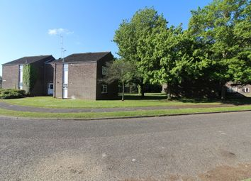 Thumbnail 1 bedroom flat for sale in Hawthorn Close, Bury St. Edmunds