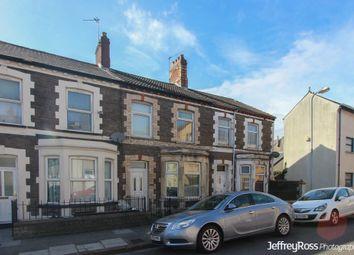 Thumbnail 3 bedroom terraced house to rent in Carlisle Street, Splott, Cardiff