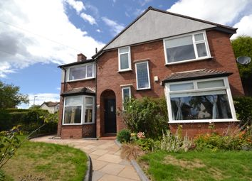 Thumbnail 4 bed detached house to rent in The Avenue, Hartshill, Stoke-On-Trent
