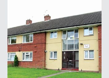Thumbnail 1 bed flat for sale in Friary Crescent, Rushall, Walsall