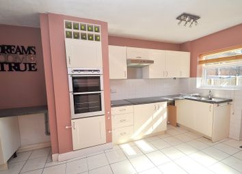 Thumbnail 3 bed town house to rent in Malvern Avenue, Silverdale, Newcastle Under Lyme