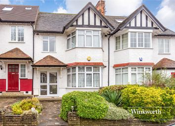 3 bed terraced house for sale in Hamilton Way, Finchley, London N3